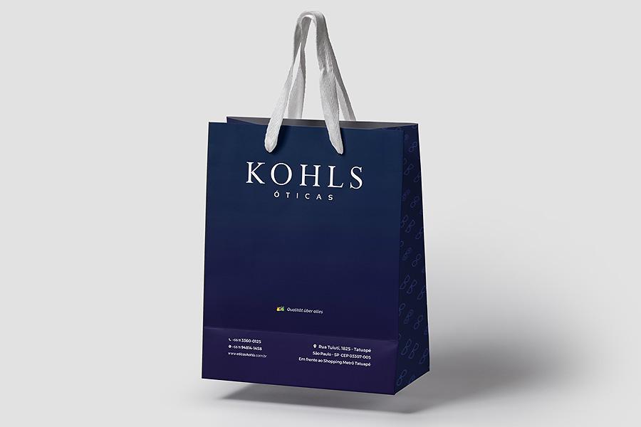 Sacola Kohls