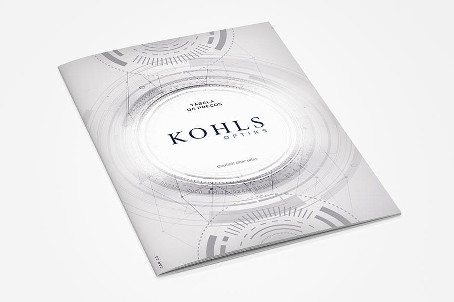 Catálogo de Lentes Kohls